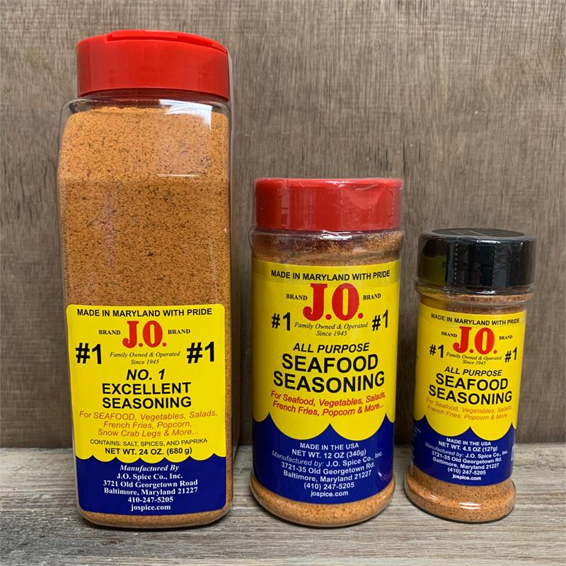 JO Spice #1 Brand Seasoning